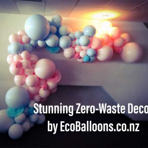 Zero-Waste Event Decor